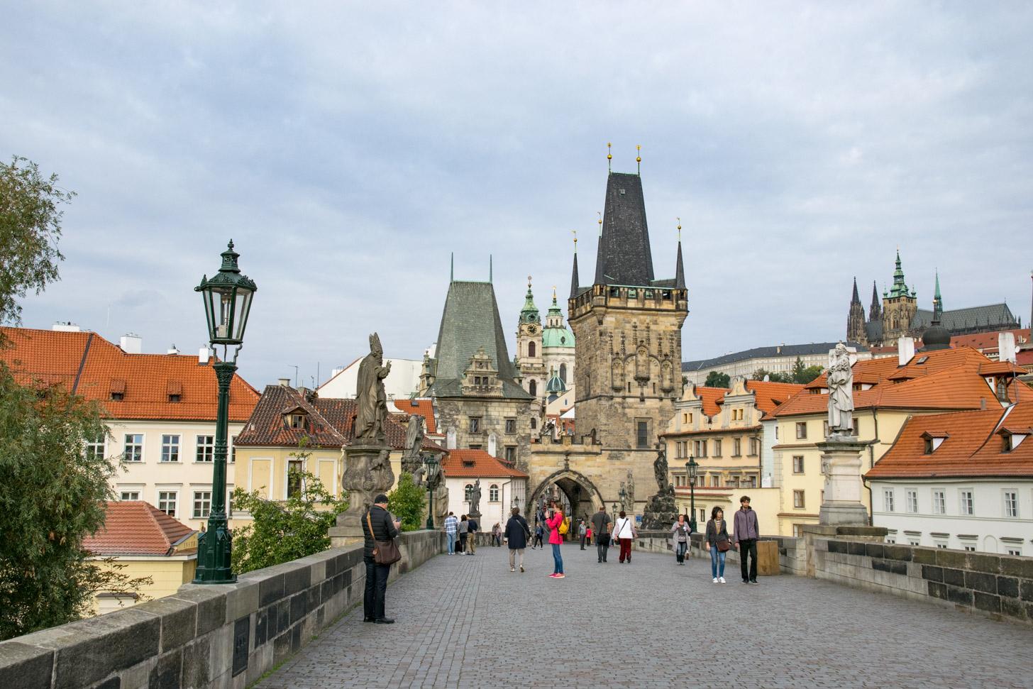 Hoofdstad Praag