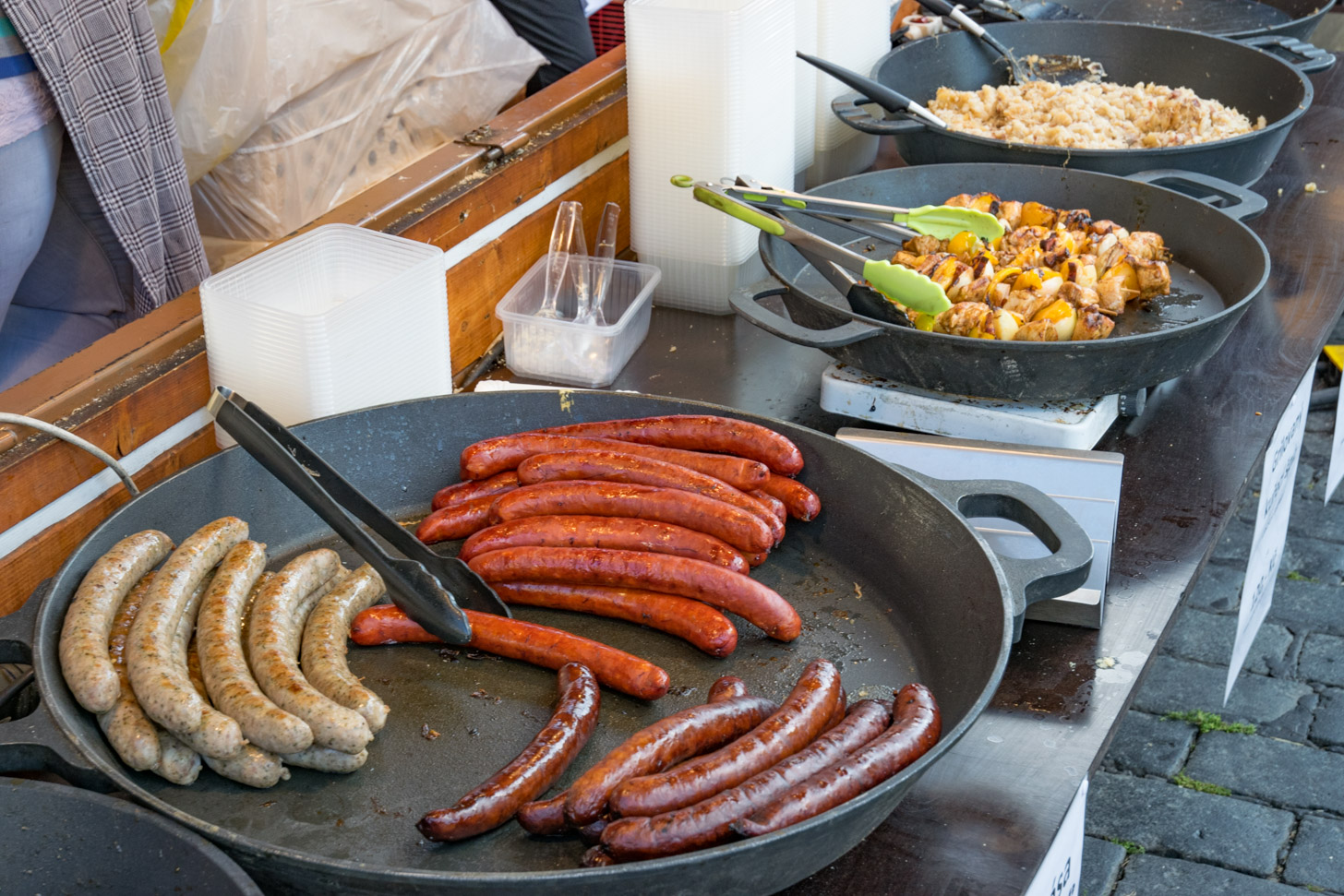 In Tsjechië eet men vooral veel vlees